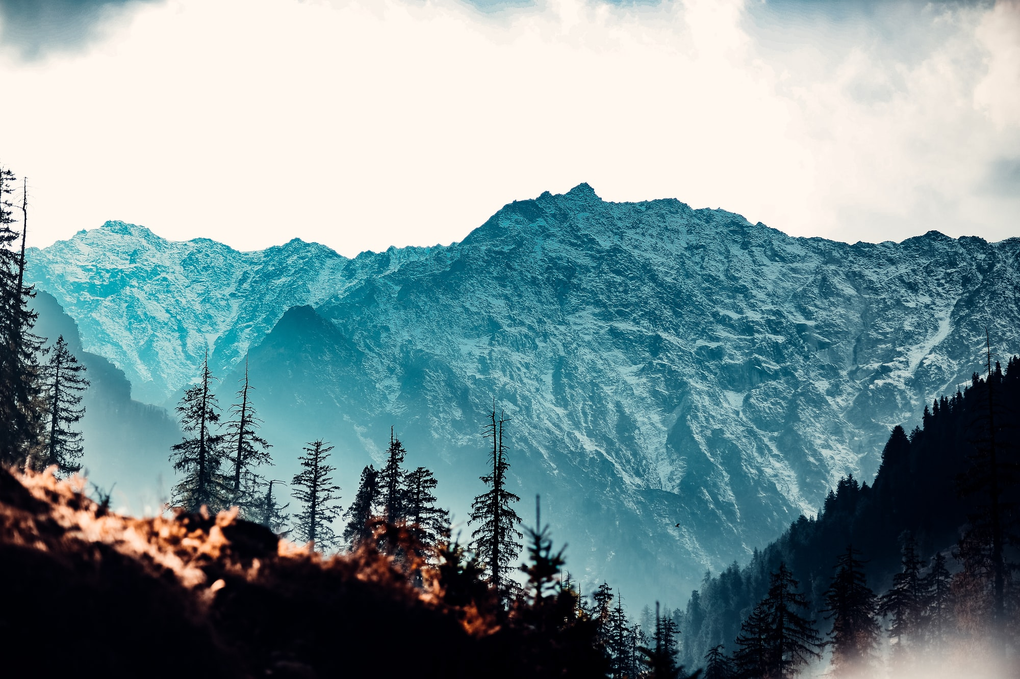 Manali Mountains <3