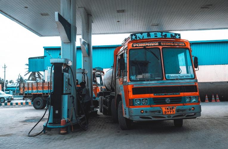 Petrol Pump Boys