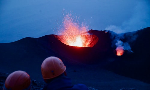 volcanic eruptions facts