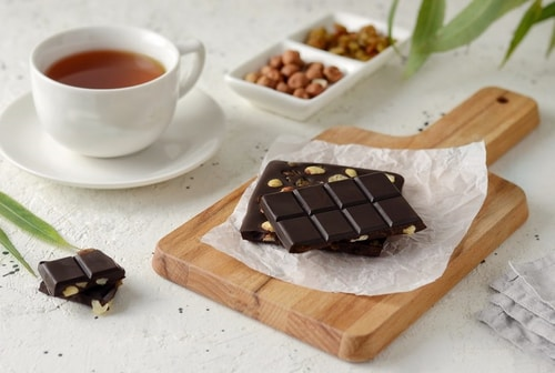 New: Dark Chocolate Covered Expresso Beans