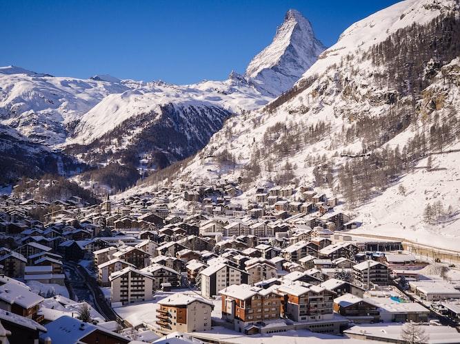 Zermatt, Top Honeymoon Destinations in Switzerland