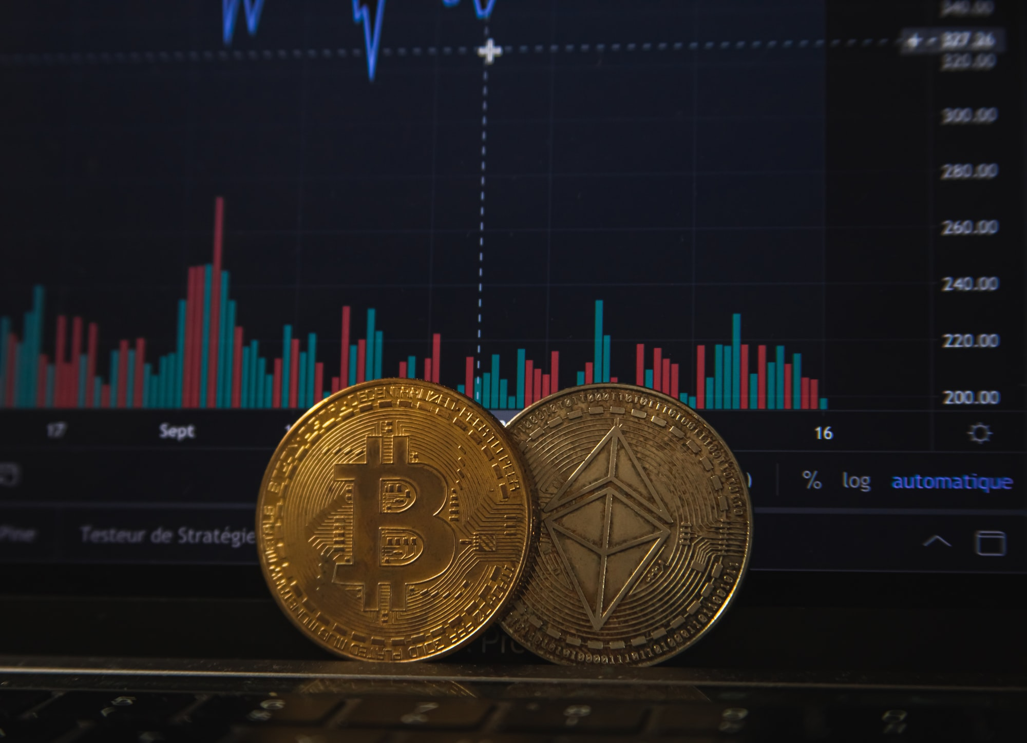 A cryptocurrency (or crypto currency) is a digital asset designed to work as a medium of exchange wherein individual coin ownership records are stored in a ledger existing in a form of computerized database using strong cryptography to secure transaction records, to control the creation of additional coins, and to verify the transfer of coin ownership.