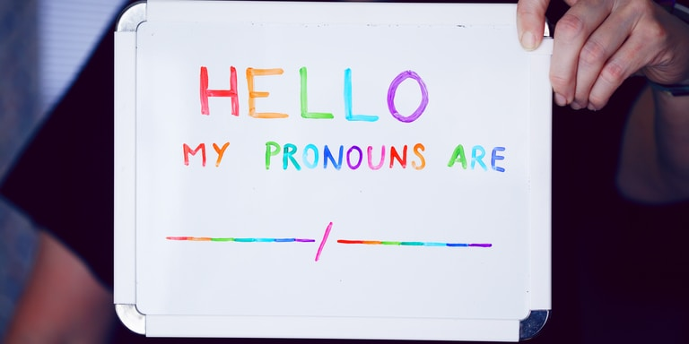 It's Time To Embrace All GenderPronouns