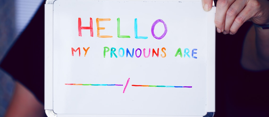 gener neutral pronouns in Spanish and other languages