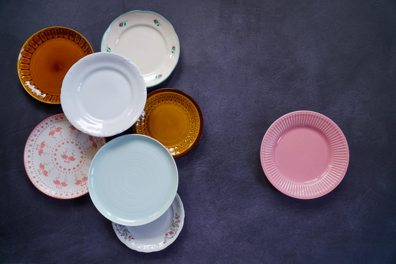 My plates :3
