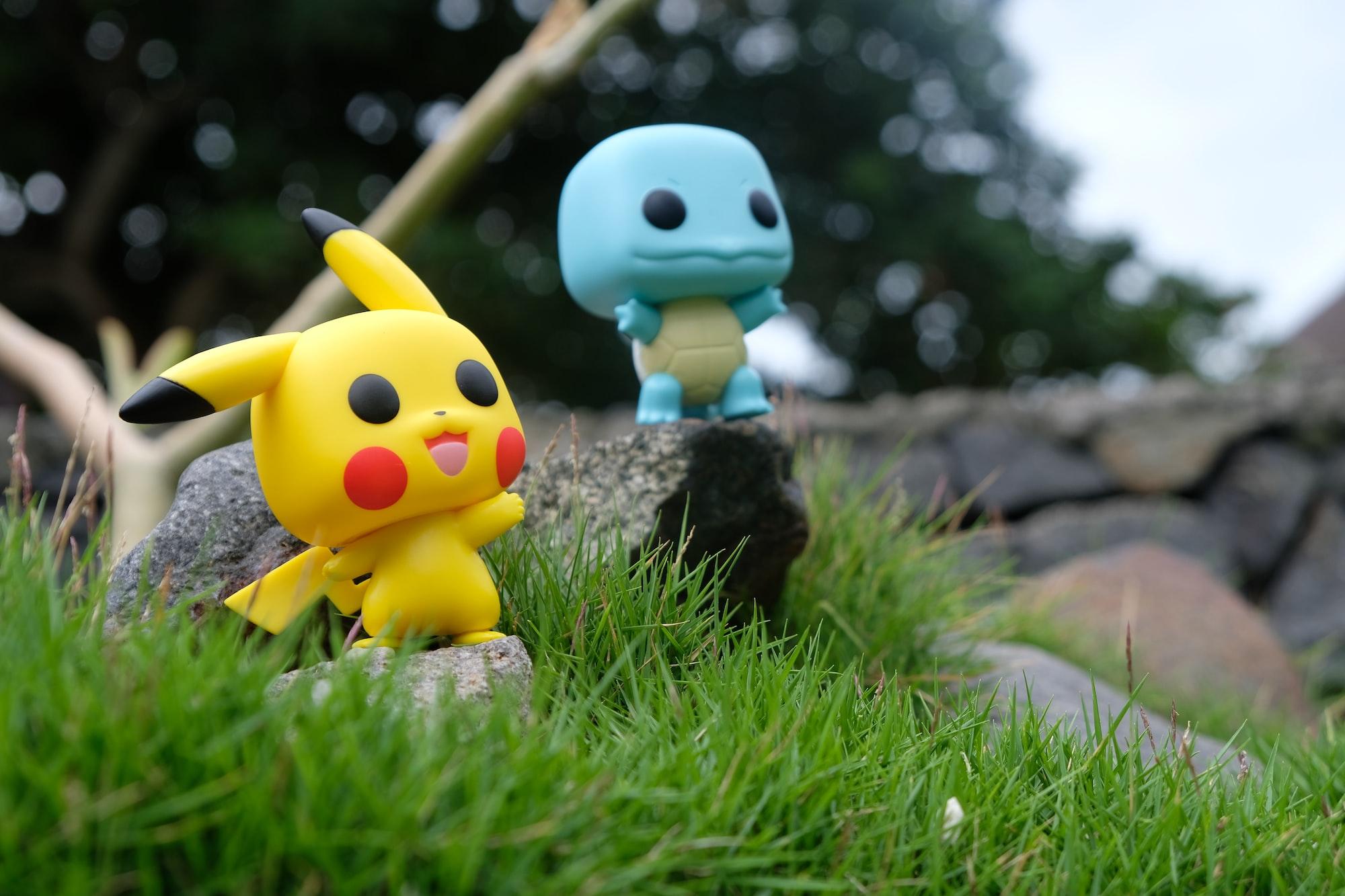 Analyzing the Game Design of Pokemon