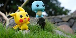 Pokemon Pick-up linije