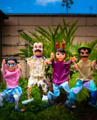Stop Being A Puppet  puppet stories