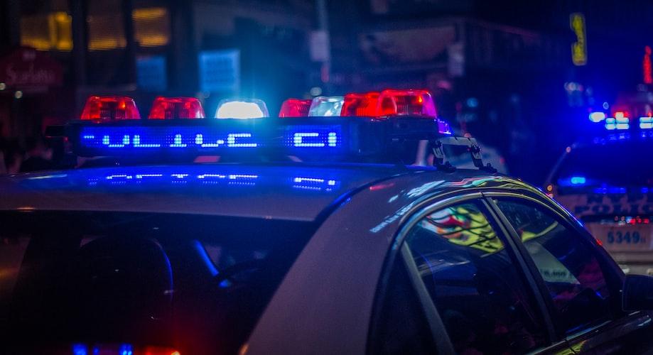 Voiture de police. | Photo : Unsplash