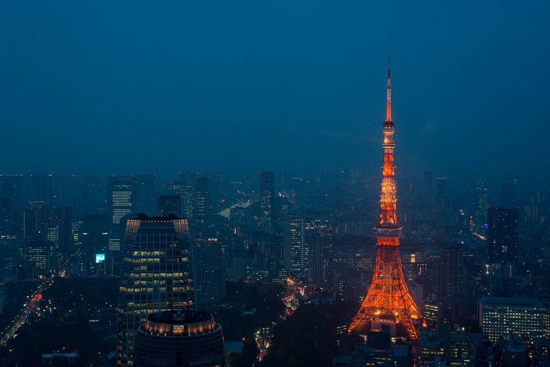 No Tokyo Skyline Photo Can Be Without Tokyo Tower. I Managed To Shoot This During An Upcoming Thunder Storm As Visibility and Night Was Creeping Closer and Closer. - unsplash