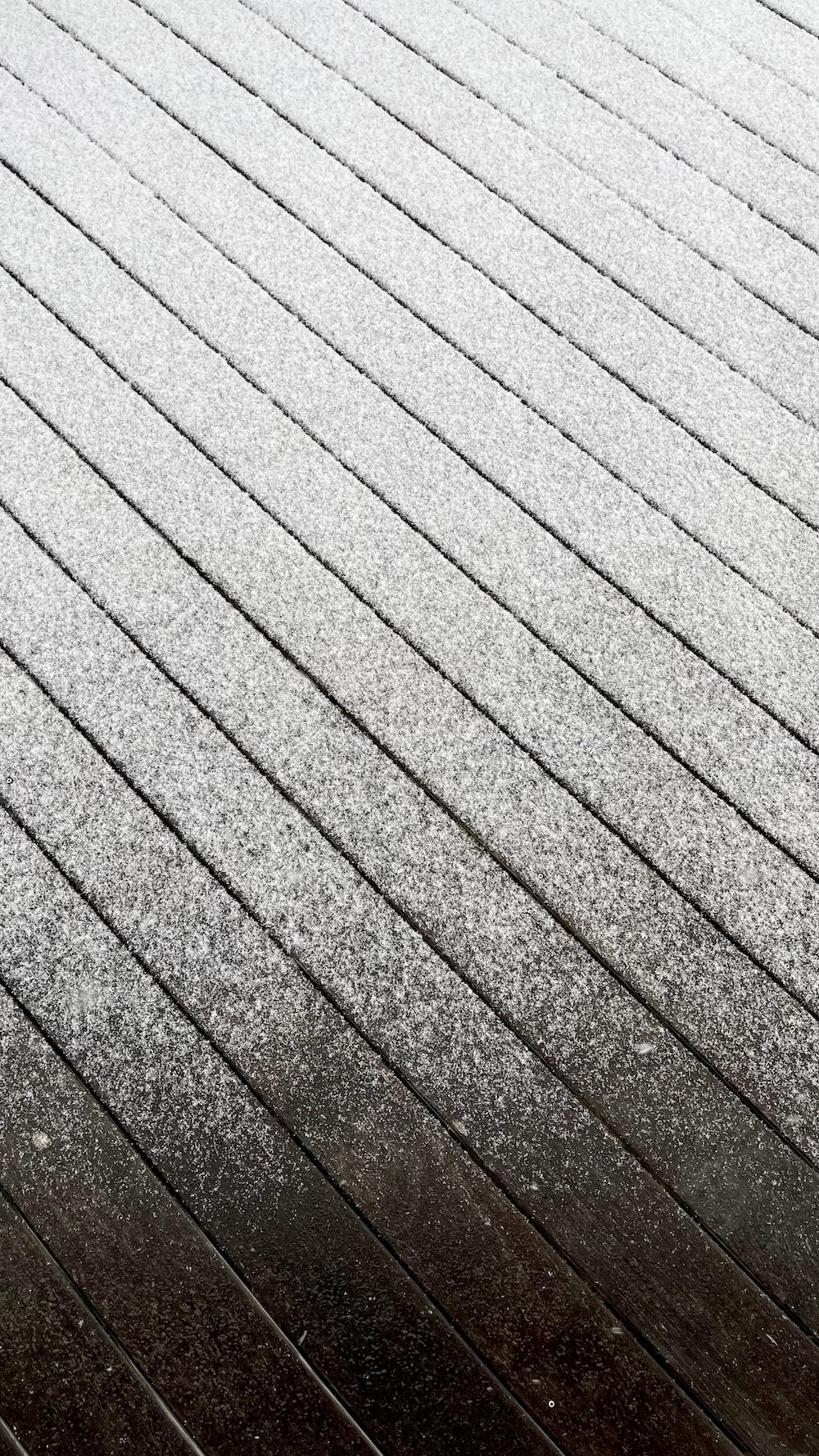 gray and white concrete pavement