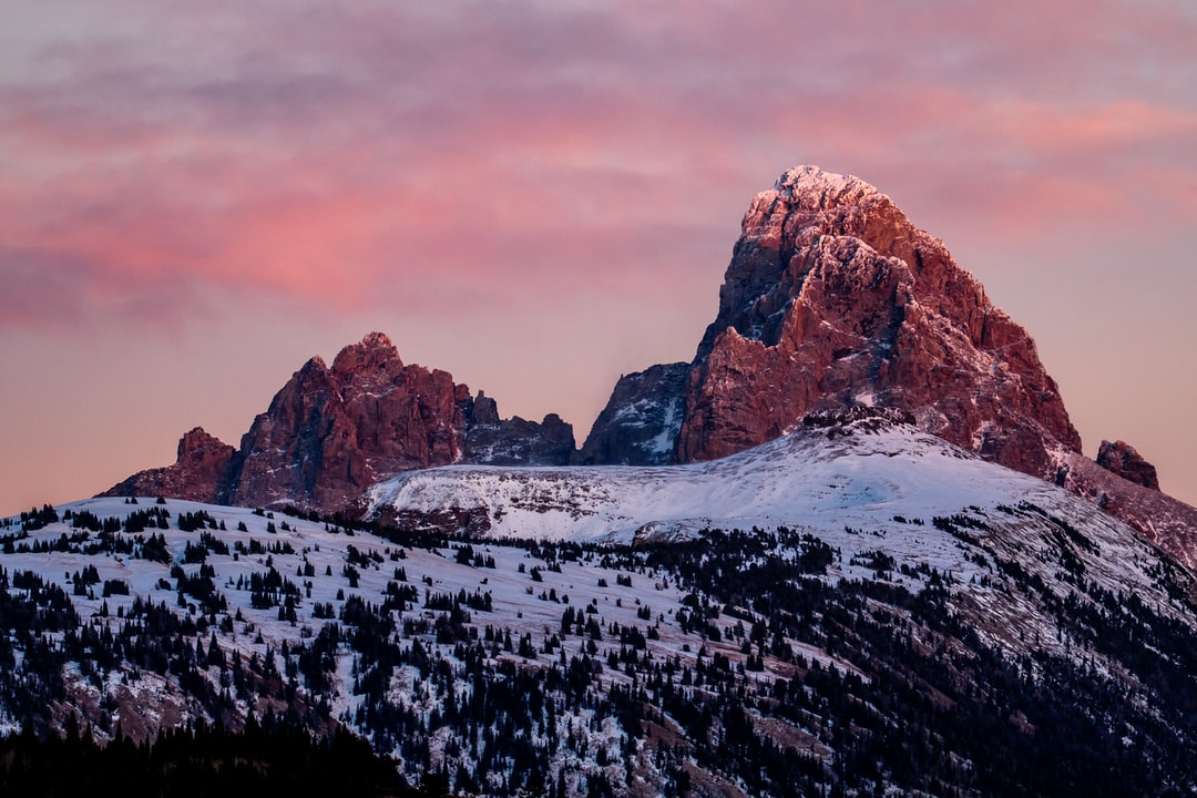 Grand Teton National Park On the East Side of the Teton Range Is Renowned For Great Hiking Trails With Stunning Views of the Teton Range. Fewer People Know About the Trails On the West Side of the Range In Targhee National Forest, Which Also Feature Terri - unsplash