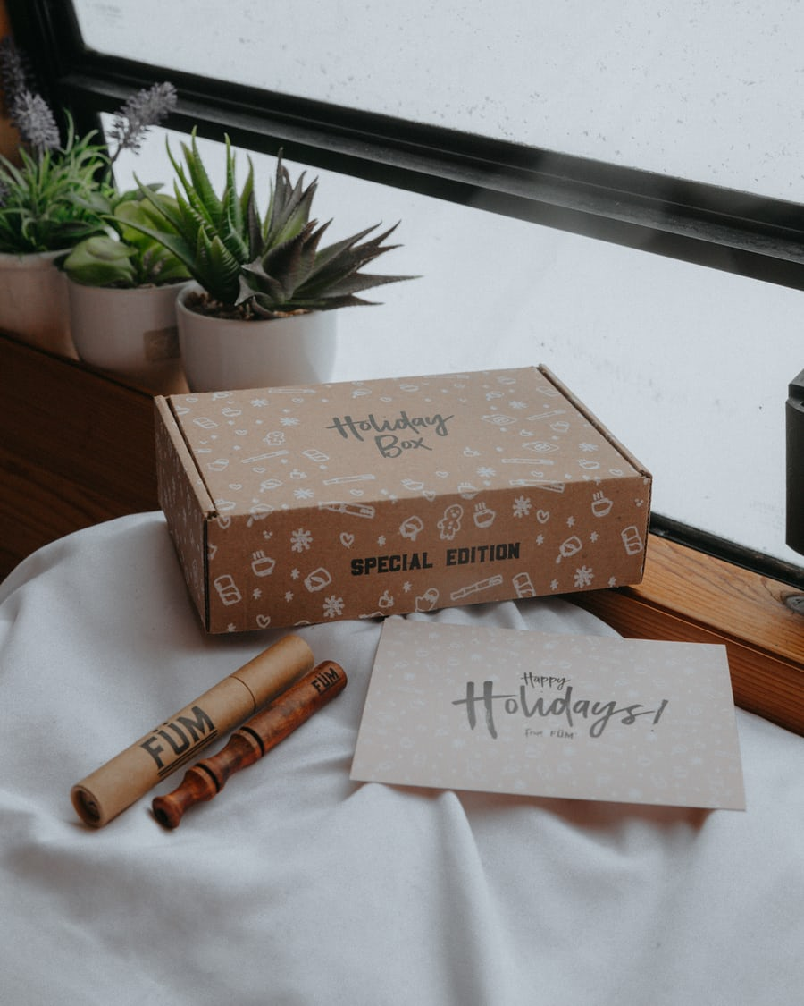 mystery subscription box, Ecommerce email marketing