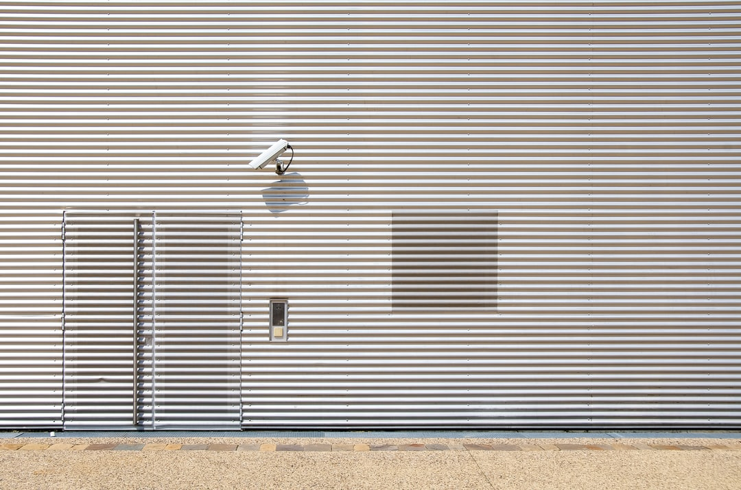 Cctv Watching the Doors - unsplash
