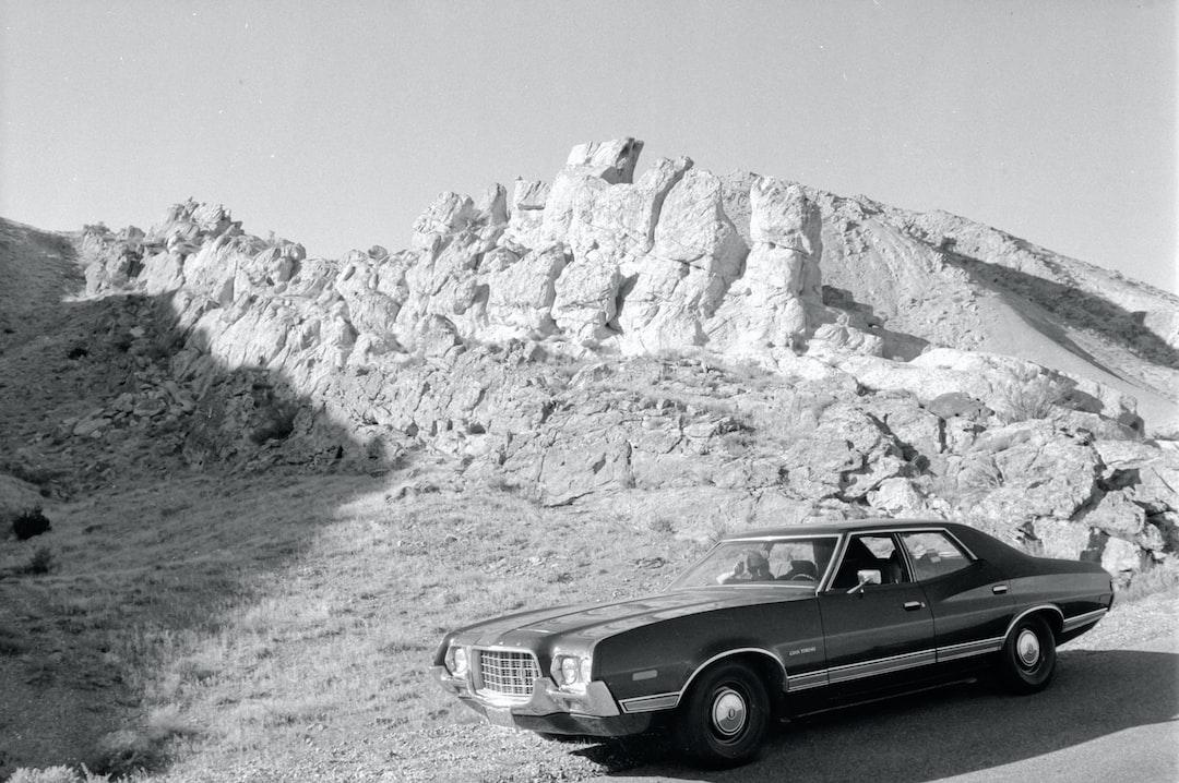 Nevada, Summer 1973 - unsplash