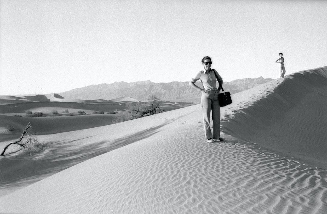 Death Valley, Summer 1973 - unsplash