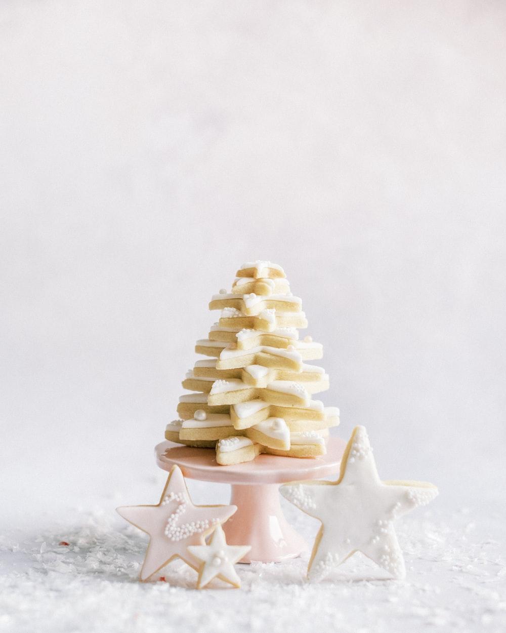 white ice cream cone on white ice cream cone