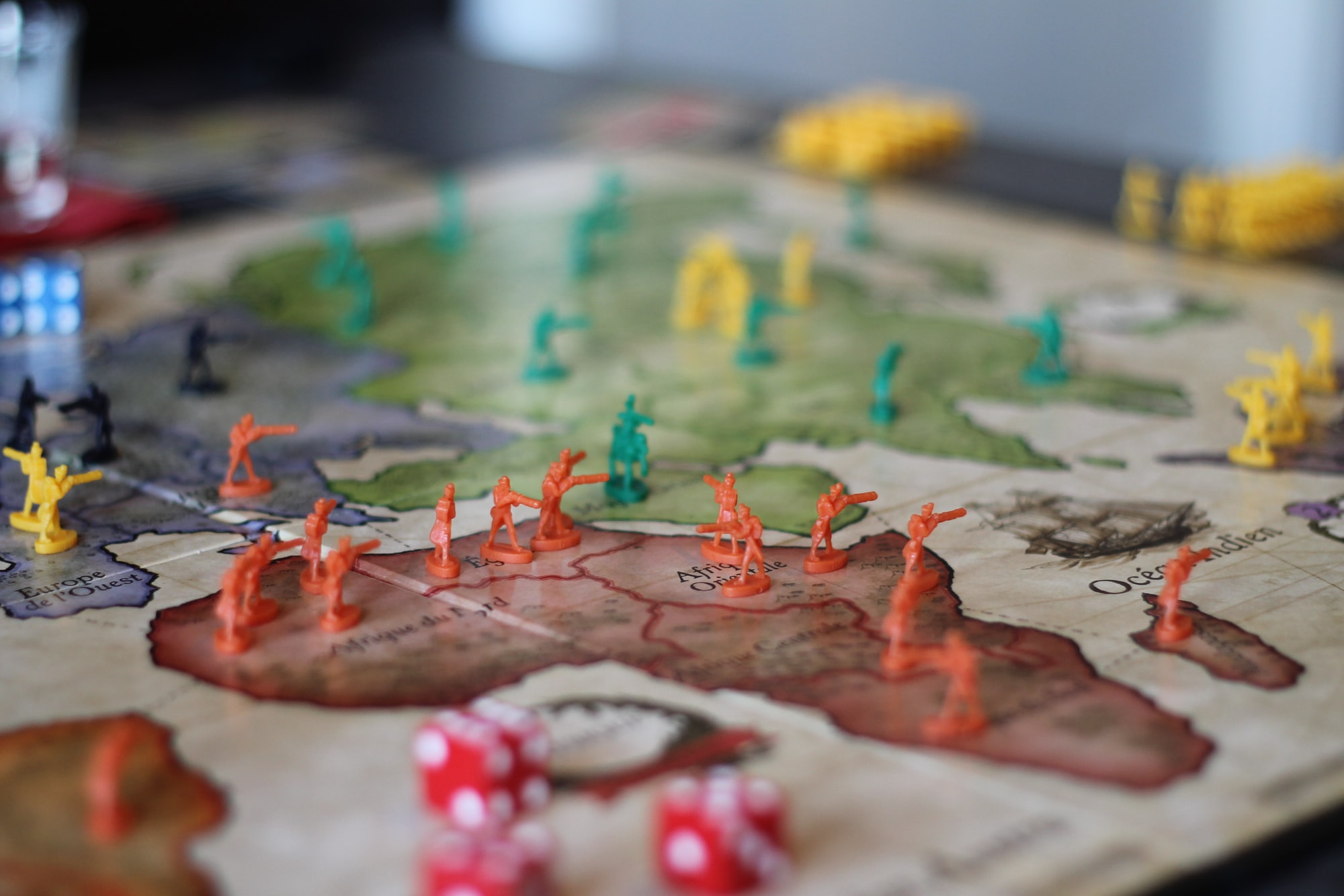 Risk, Stratégie, conquest, game