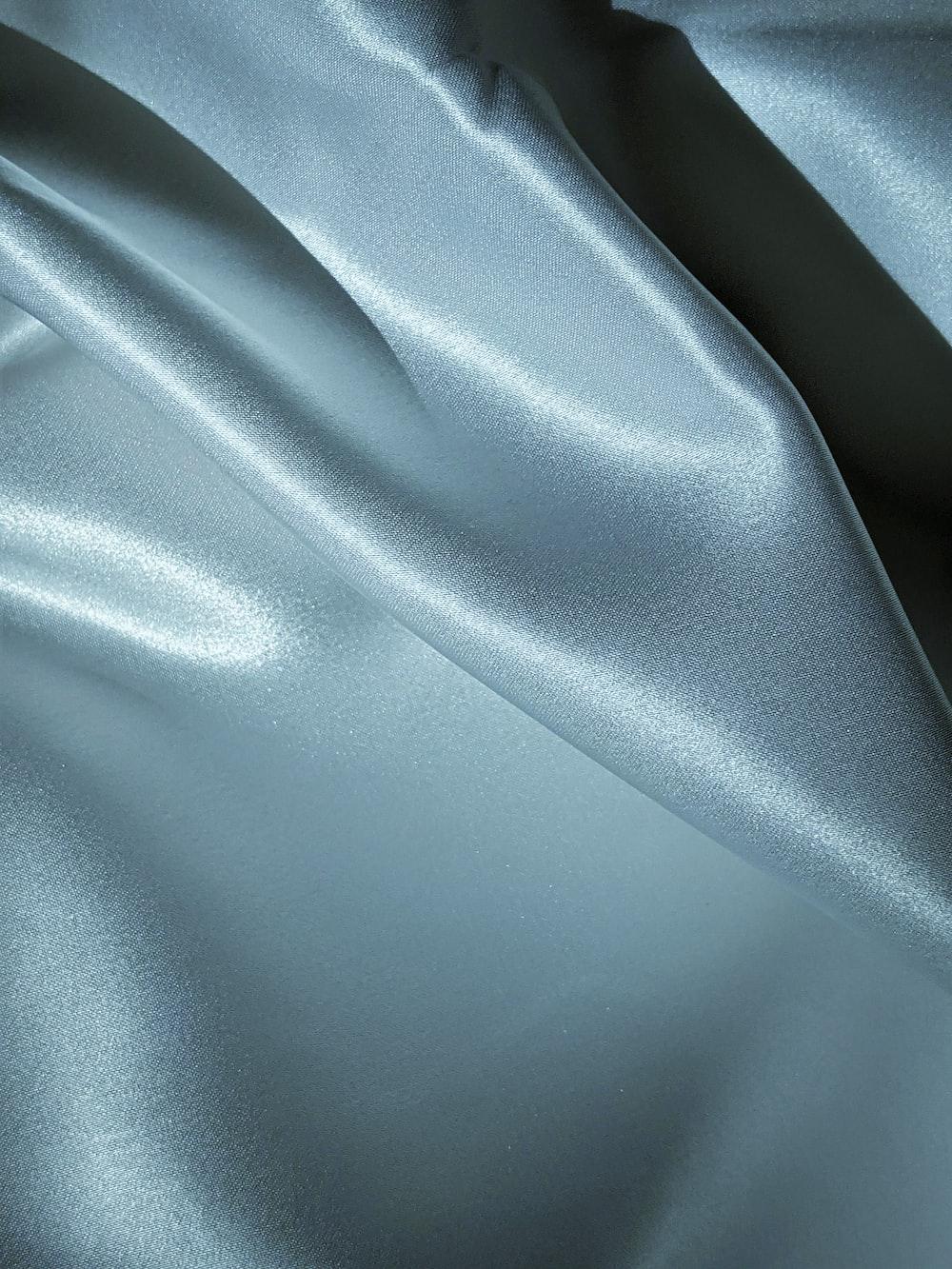 gray textile on white textile