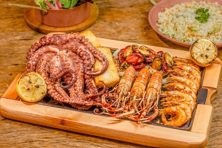 Health Benefit of Sea food
