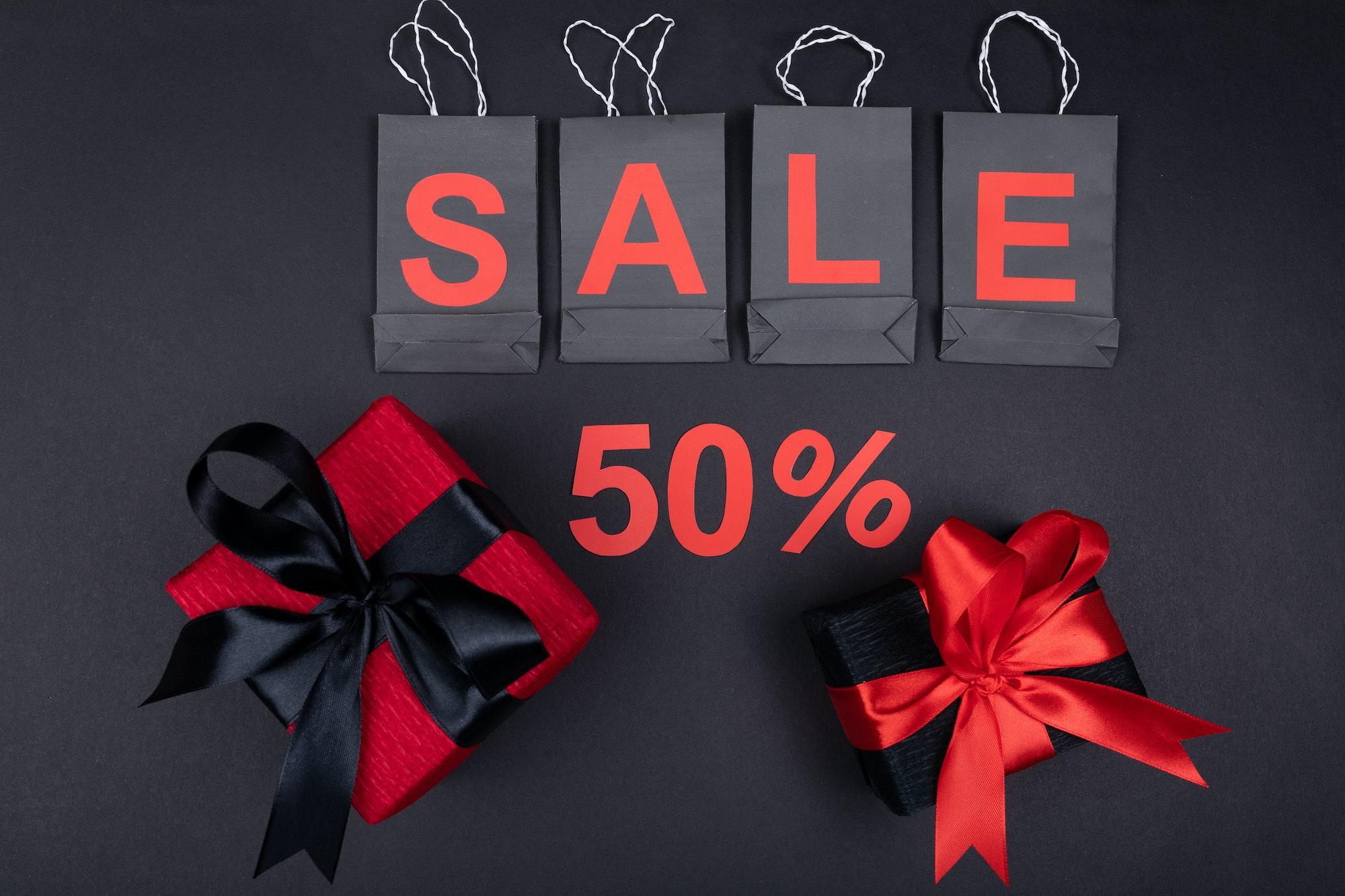 Black Friday Super Sale - Discounts