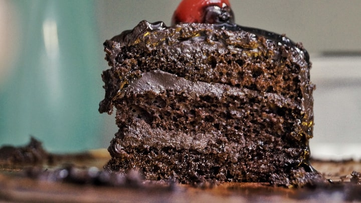 Mama's Chocolate Cake