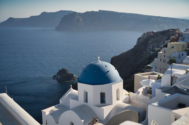 My Adventure in Greece Part II