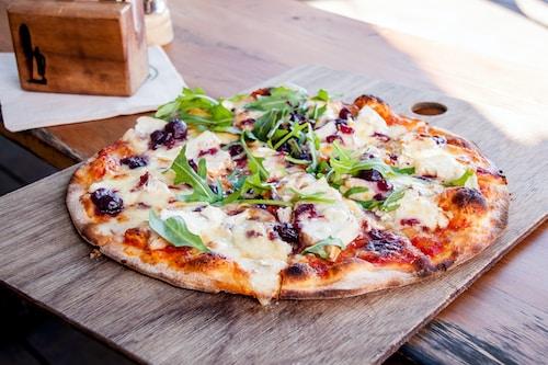 """Pizza """"Barchetta"""""""