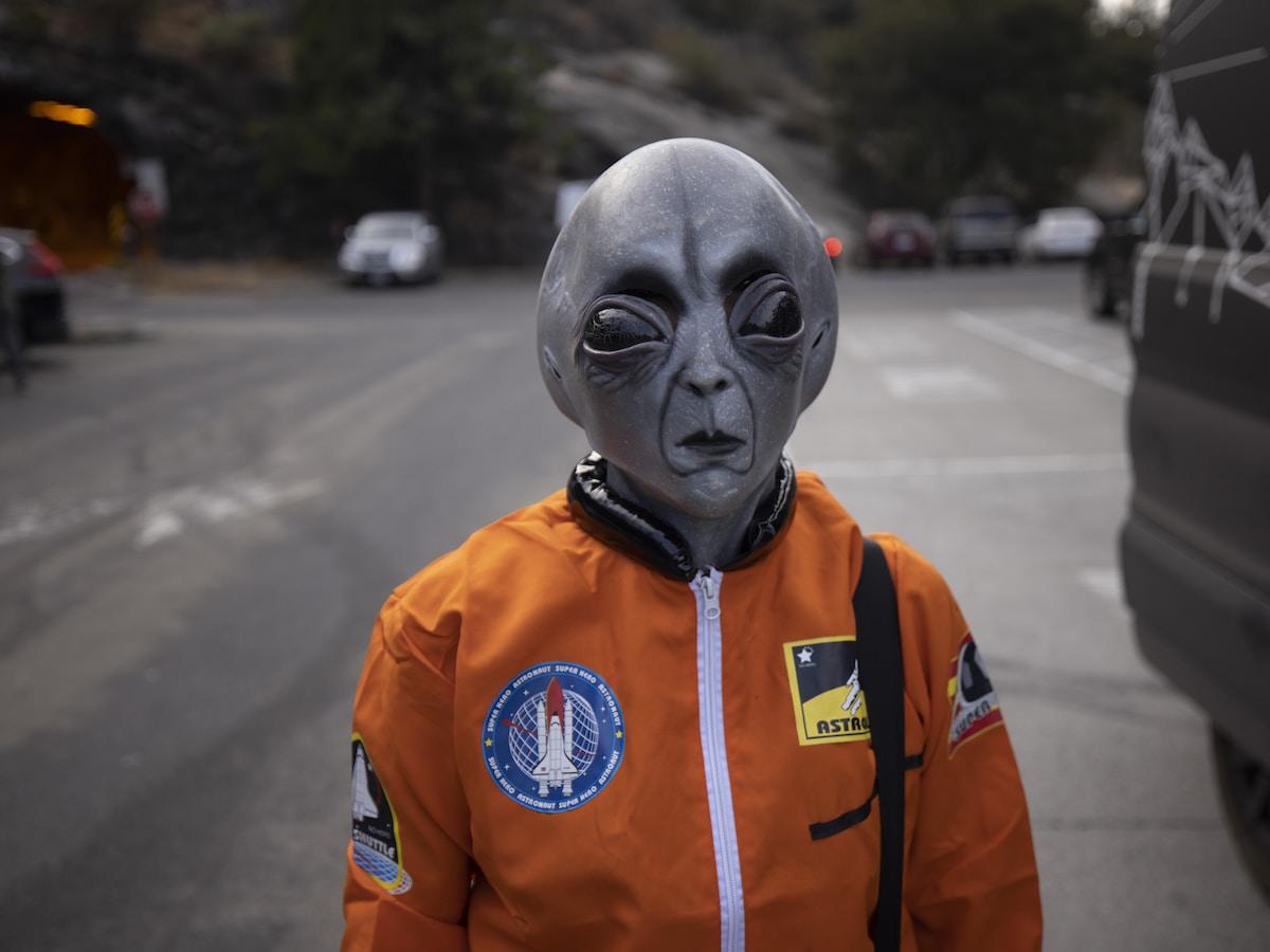 alien, teorías de la conspiración,