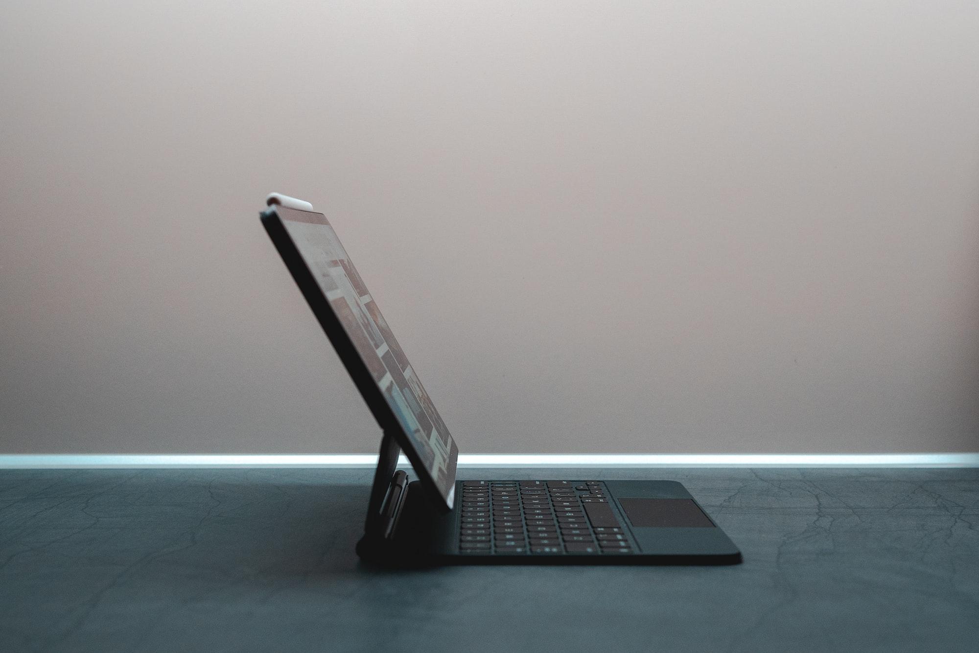 Can an iPad replace a laptop?