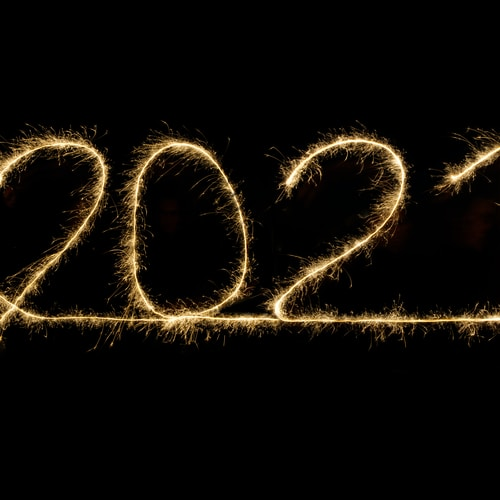 Announcements for 2021
