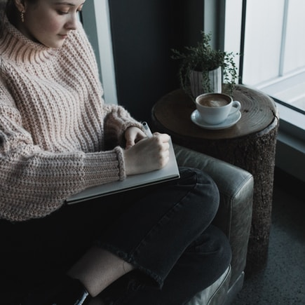14 journaling prompts to deal with feeling emotional overload