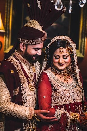wedding photo prints on sublimated metal