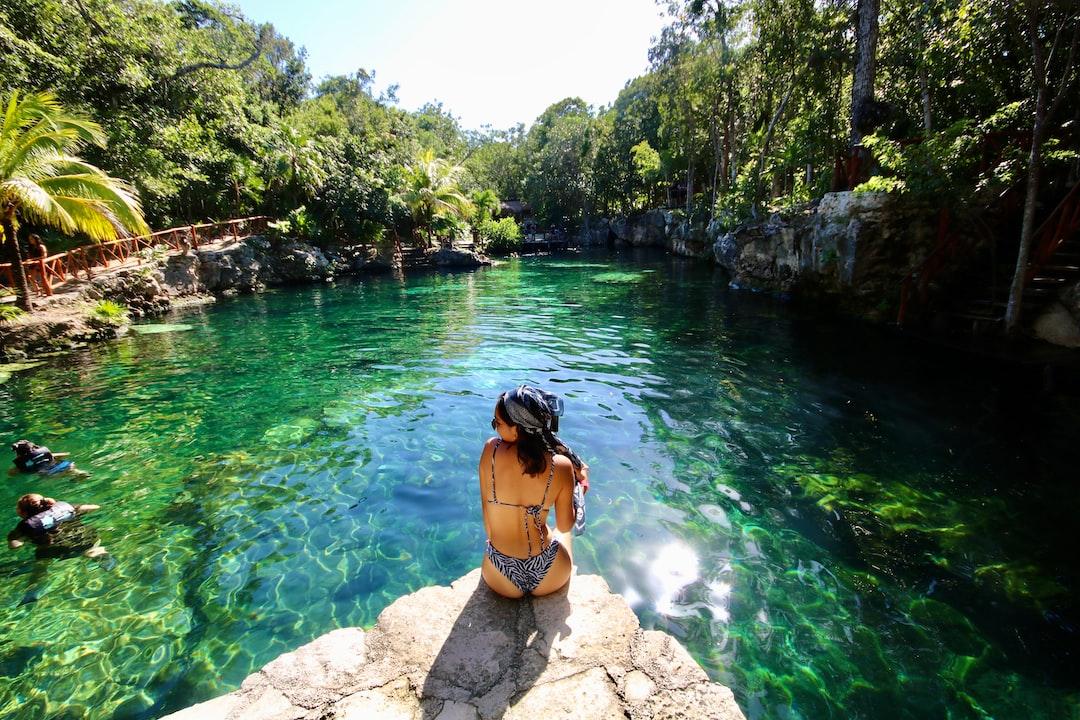 Cenote tortuga TULUM Quintana Roo, Caribe México 📸 Fernanda Loayza
