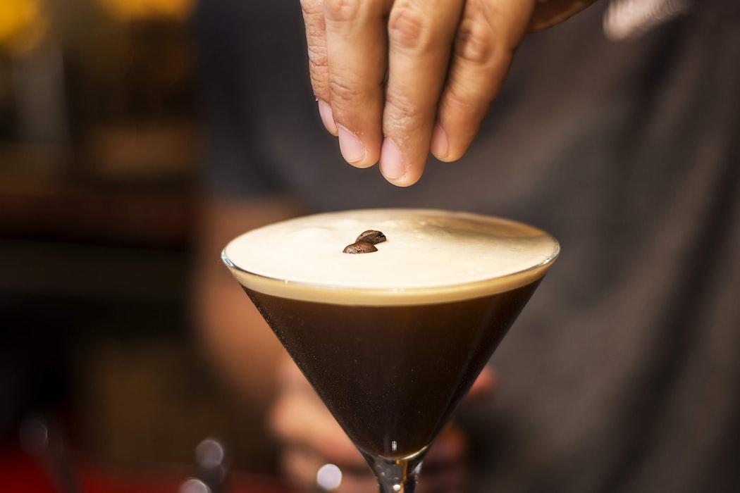 Toscaanse drankjes Espresso Martini