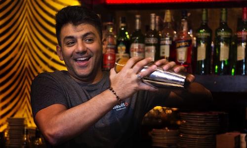 bartender pickup line