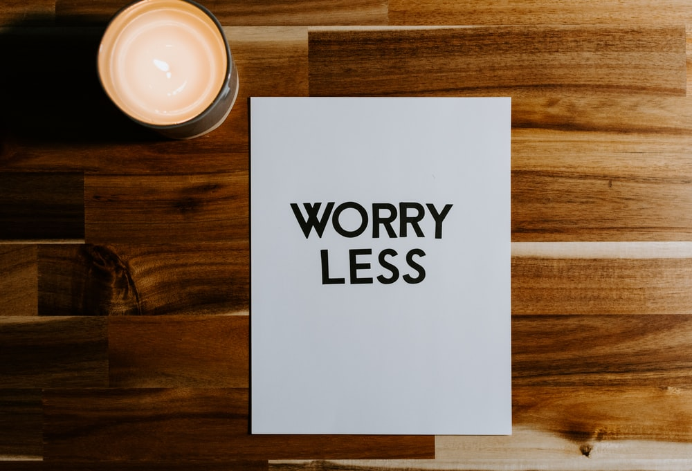 Worry less for Health And Harmony