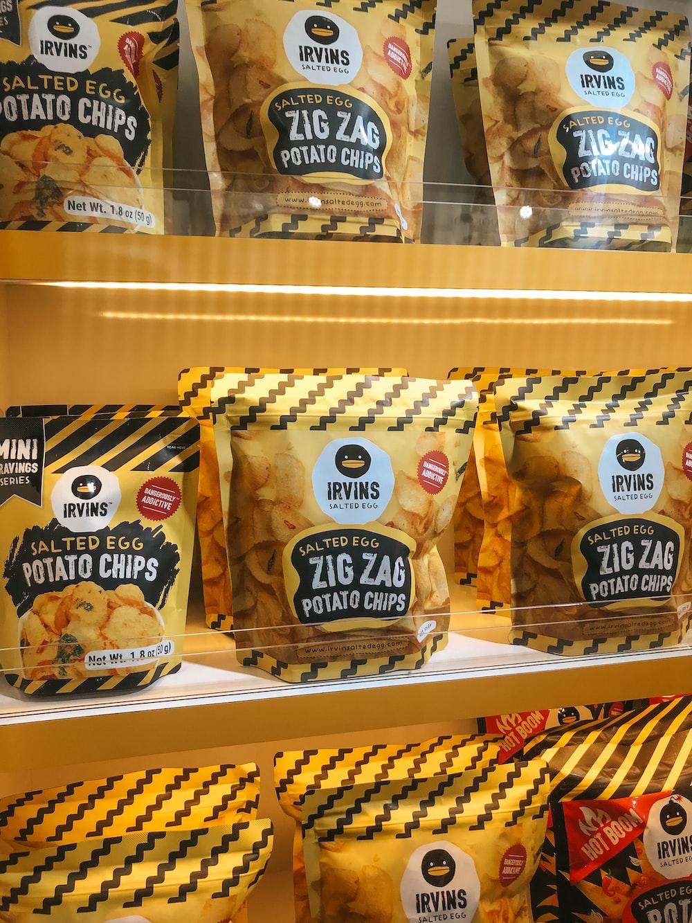 UNKs original popcorn pack