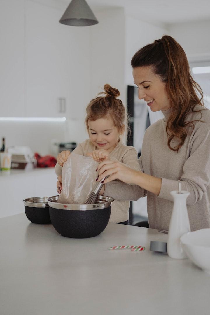 Vegan Desserts to Make with Kids!