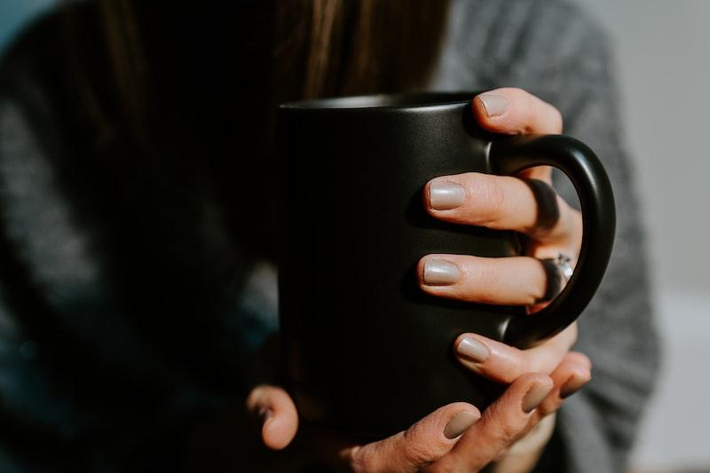 半杯即溶咖啡真夠厲害的⋯