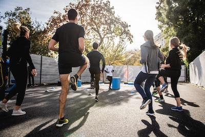 Cardio træning: workout og øvelser