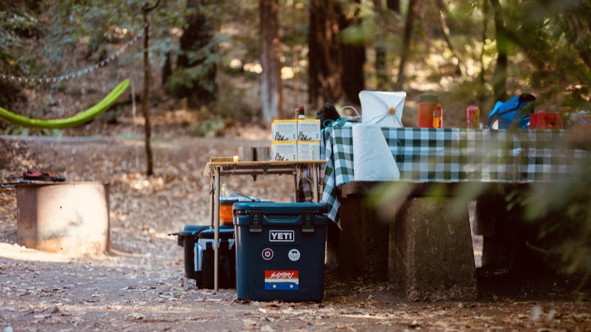 national park picnic