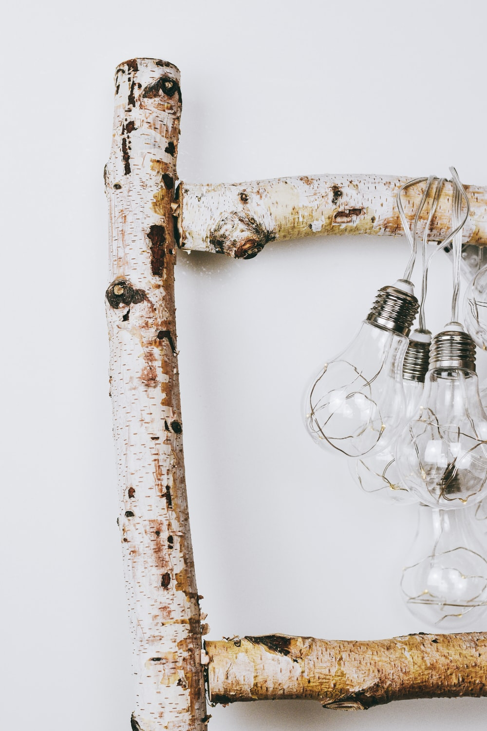 clear glass candle holder with candle