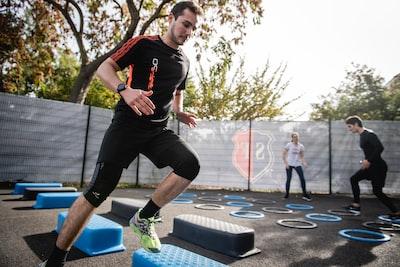 Opvarmning før træning og sport