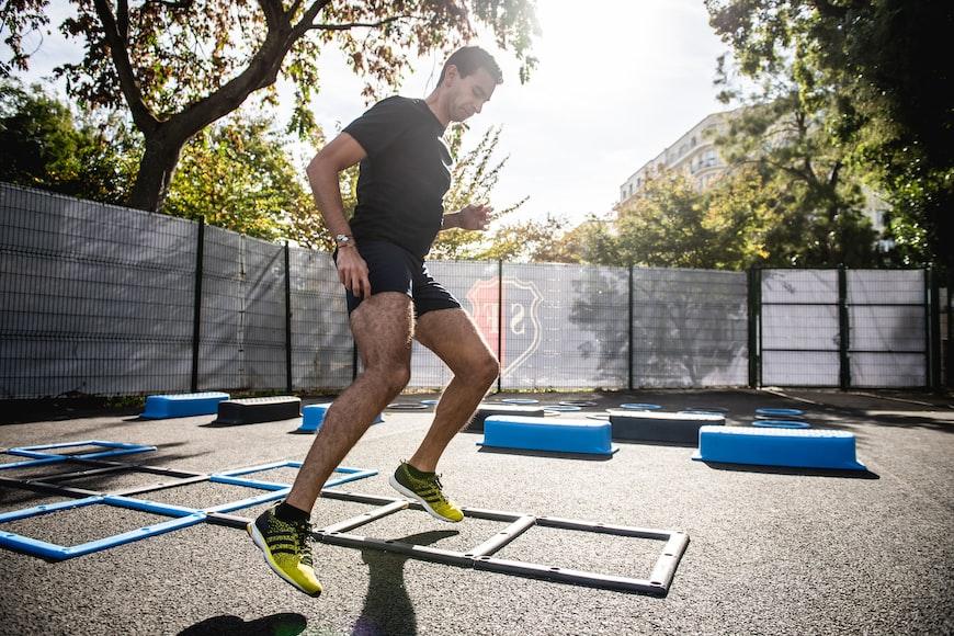 Cardiorespiratory Endurance Exercise