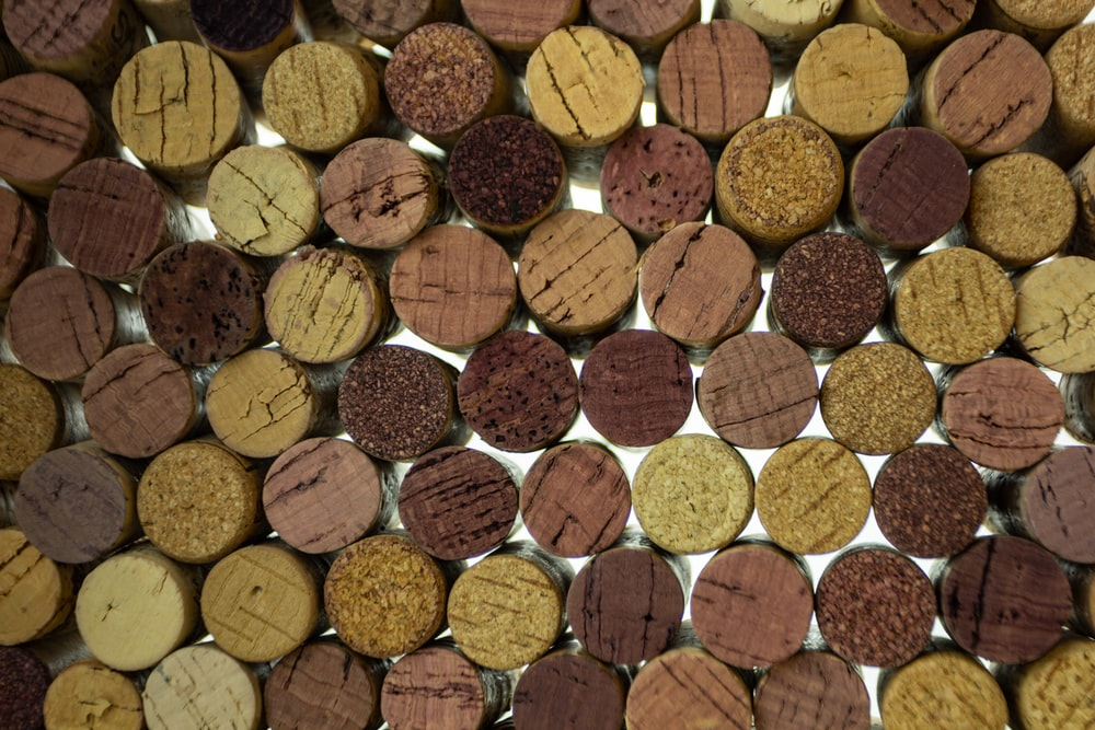 brown round cookies on brown wooden table