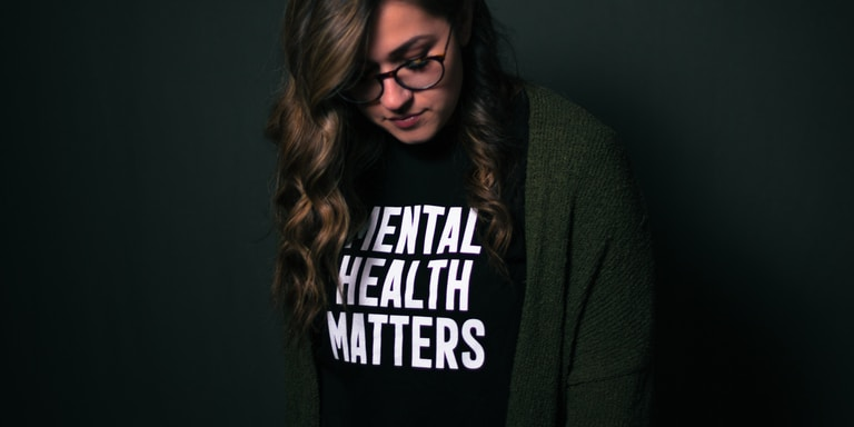 'Mental Illness' Isn't A Curse Word