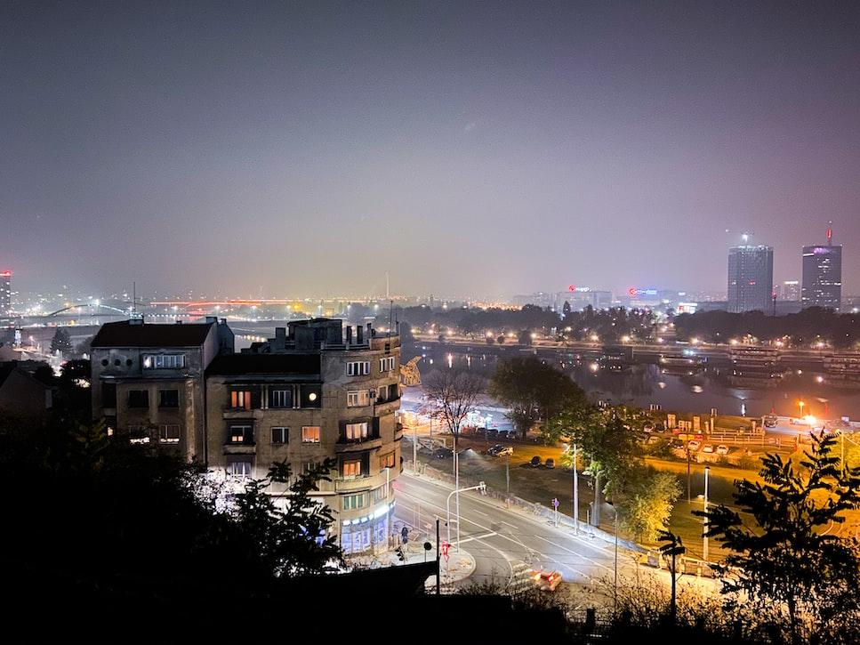 Nightlife in Europe  - Belgrade
