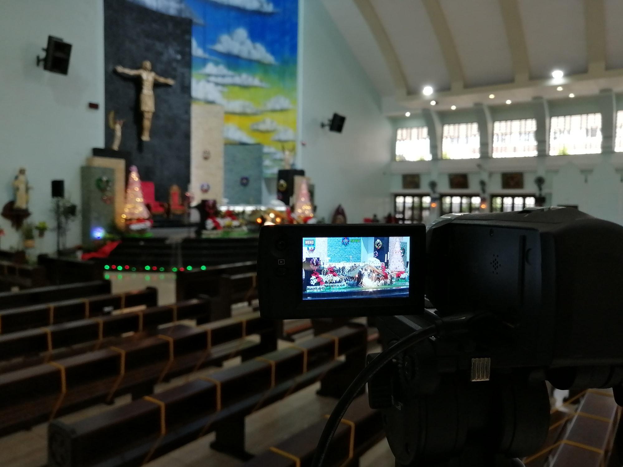 $1000 Church Livestream Video Camera Guide (updated 2021)
