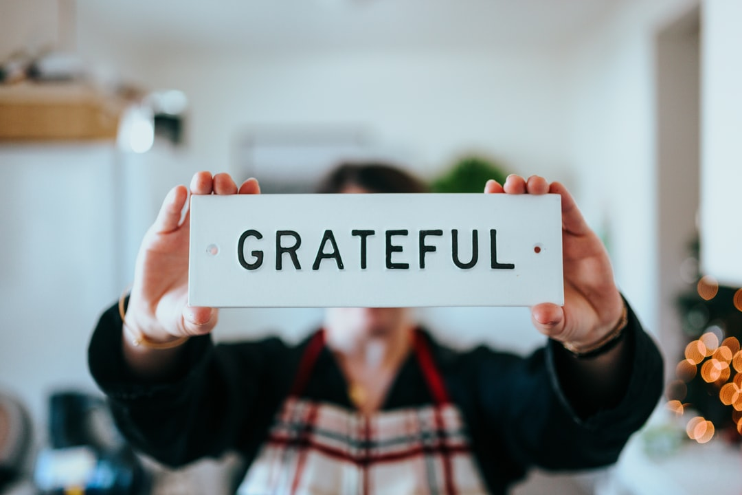 not expressing gratitude is like wrapping a gift & not giving it 🎁